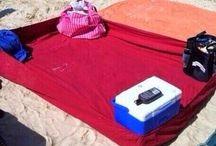 summer beach hacks - MUST DO / by Karen de Sousa