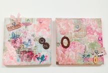 We love Scrap / Minialbums, Cartonage, Mixed Media y más