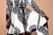 Moda afrykańska