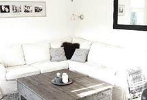Sofabord DIY / Sofabord DIY