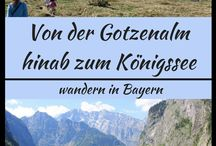 Wandern / Wandern in Deutschland, Wandern in Europa, Wandern weltweit