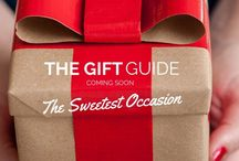 Holiday Gift Guide 2014 / Find inspired gift ideas for everyone on your holiday shopping list, including hostess gifts, gifts for men and gifts for inlaws! Please note, some items contain affiliate links. Happy Holidays!