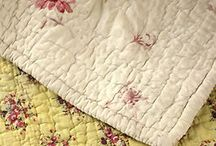 Provençal Piqués and Boutis / 18 to 20th century hand made quilts/clothes from Provence.
