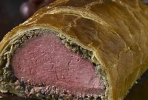 Beef Wellington: The Ultimate Christmas Dinner / If you want to make a big impression for Christmas dinner, you can scarcely do better than beef Wellington: a rich roast beef tenderloin wrapped in pâté and rolled up in flaky puff pastry. You can make the ultimate classic version, with our step-by-step recipe, or try one of the creative riffs, swapping in different meats (or going vegetarian) or changing up the wrapping.