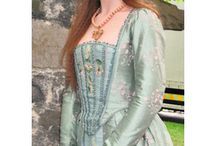 Tudor Elizabeth blue / by Lori Harach