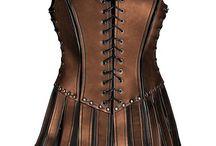 Gladiatrici / Inspiration for fantasy Gladiatrice costumes