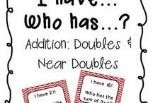 Math-Double/Near Doubles