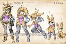 Bunny the rabbot