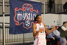 Behind the scenes at media day / by Washington Mystics