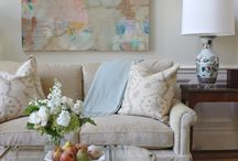 Living Rooms / Living Rooms, Family Rooms, and Dens