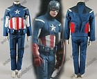 The Avengers NEW Captain America Costume Set