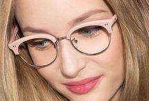 Je porte des lunettes