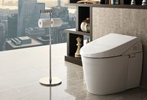 TOILETS :: Royal Flush /  Enjoy the latest in hygienic technology with the incredible features designed into these toilets