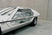 Lamborghini Marzal, nave espacial con ruedas