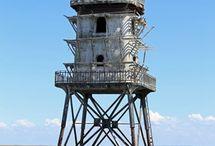 Leuchtturm - Bilder vom Meer