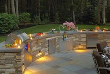 Gardening, fireplaces and entertaining...... / Plants and flowers.... Outdoor entertaining...