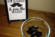 Mustache party / by Ashley Wagner