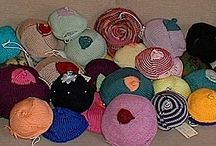 Knitted Knockers / Pictures of Knitted Knockers