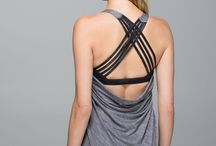 Workout Clothes I Want