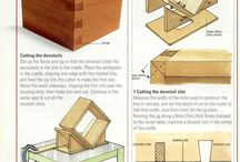 Woodworking -> Joints || Joinery