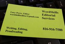 WordSkills Editorial Services / Writing, Editing, and Proofreading Services