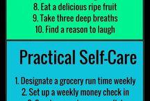 Self Care Holistic Practice