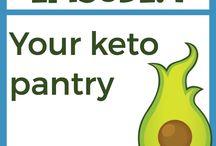 KETO Kitchen Podcasts