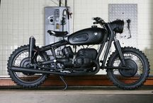 Motorcycles... / by Nathan Irwin