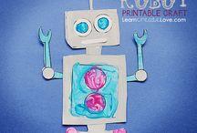 Thème - robot
