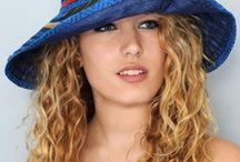 Pareos y Sombreros Verano 2013 / Colección de Gorros y Sombreros diseñada por HHG
