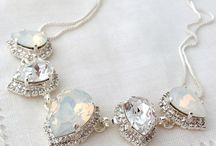 Wedding Bling / Fabulous wedding jewelry for for the big day! #wedding #jewelry   #accessories #bride