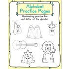 Handwriting Practice / by MCeeph