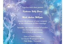 Gate of Dawn Wedding Collection / Ethereal, dreamy tree theme designs for your FOREST WEDDING, WHIMSICAL WONDERLAND WEDDING or FAIRY TALE WEDDING!