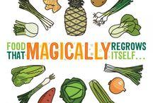 Grønnsaker/urter/frukt/bær / Hjemmedyrking.