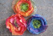 Crafty- Handmade Flowers