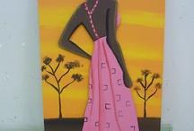 africanas en lanigrafia