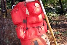 Hiking and Backpacking  Equipment / by Micheal