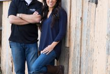 Fixer Upper/ Magnolia Farms / My Favorite Show / by Connie Bottoms