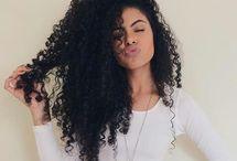 Curly Hair♡