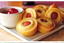 Recipes -- Muffin Tins