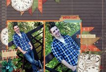 Senior Scrapbook / by Lisa Brannon