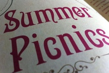 Font Sunday - Summertime / 17 June 2012 - A collection from people's contributions to The Design Museum's #FontSunday fun on twitter.