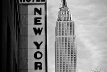 The big appel! New York! / Een van de coolste steden ter wereld!  Vaak al geweest...
