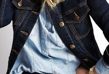 Canadian Tuxedo / All Things Denim / by Bunny Bronson