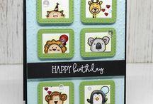 Children's Birthday Cards