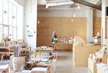 Cool Shops & Places