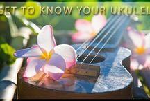 Ukelele / Ukelele how-to / by Jacqueline Lowrance