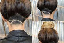 """""""Hair Tatto"""" voor de stoere dames onder ons"""
