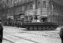 PT-76 Soviet amphibious (kétéltű) tank