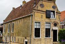 Dorpjes en steden / Het Nationaal Landschap Zuidwest Friesland een gebied vol bijzondere natuur, karakteristieke dorpen en historische stadjes.